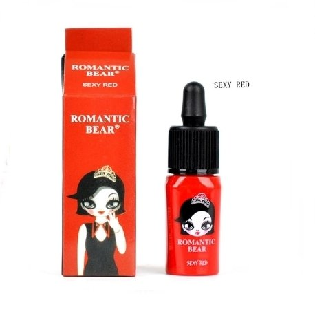 Liptint Romantic Bear na internet