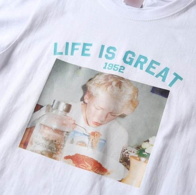 Life Is Great - XIAOBOX SHOP