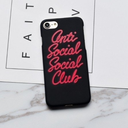 cases anti social club - loja online