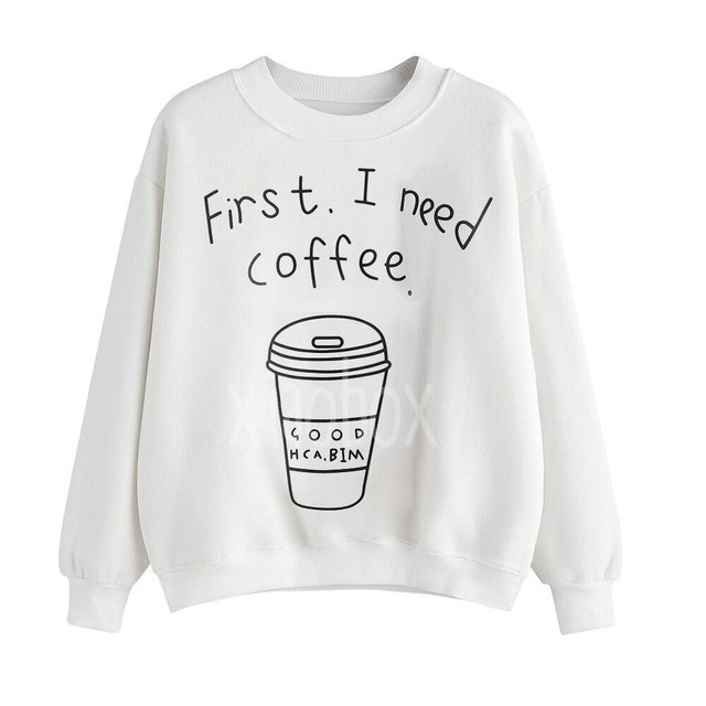 First, I need coffee - comprar online