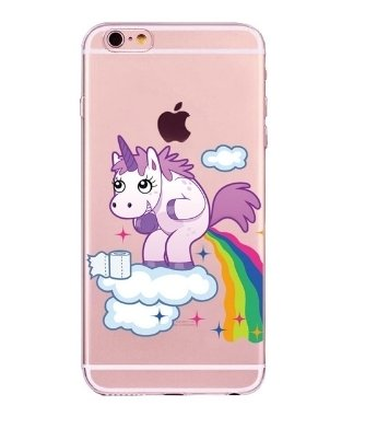 Cases Funny Unicorn - comprar online