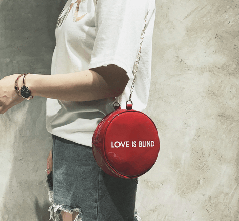 Love is blind - comprar online