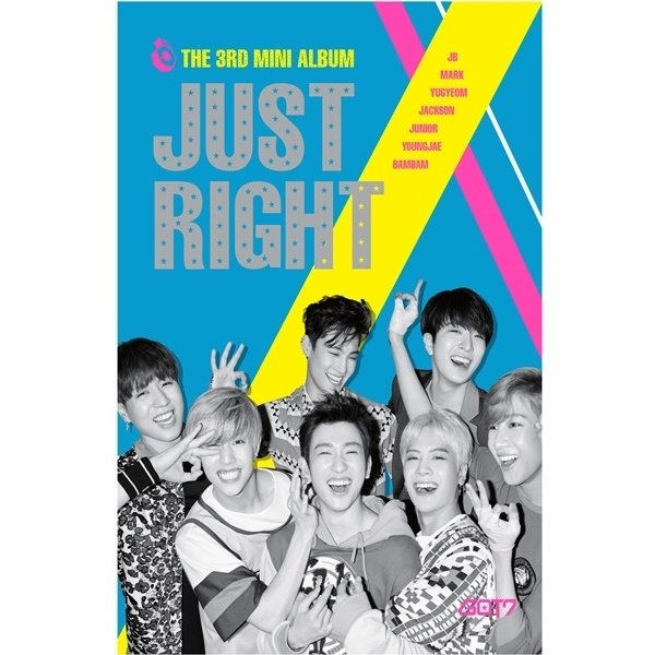 GOT7 - Just Right