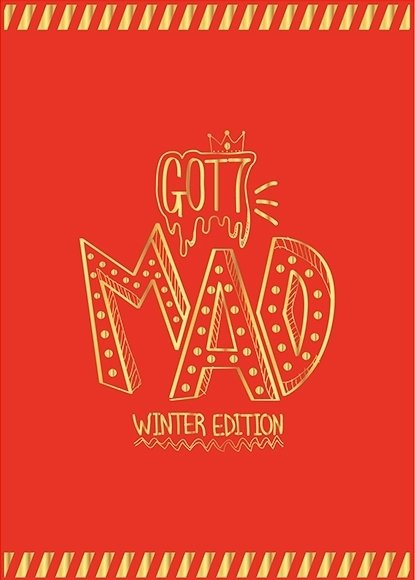 GOT7 - MAD Repackage (Winter Edition) - comprar online