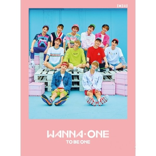 WANNA ONE - [1x1=1(TO BE ONE)] (Pink Ver.)