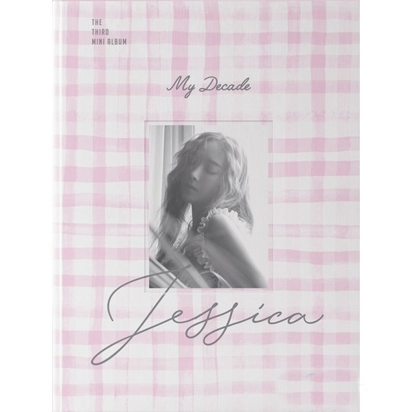 JESSICA JUNG - MY DECADE