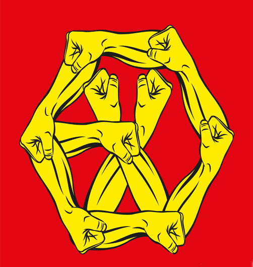 EXO - THE WAR: The Power of Music (Chinese Ver.)