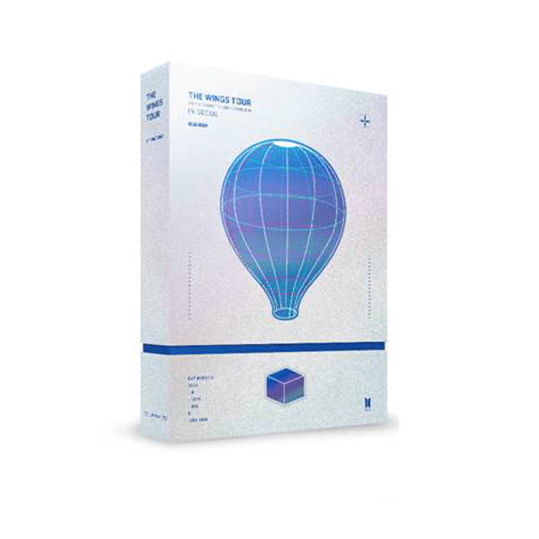 BTS [DVD ou Blu-ray] - Live Trilogy EPI -SODE III THE WINGS TOUR in Seoul - comprar online