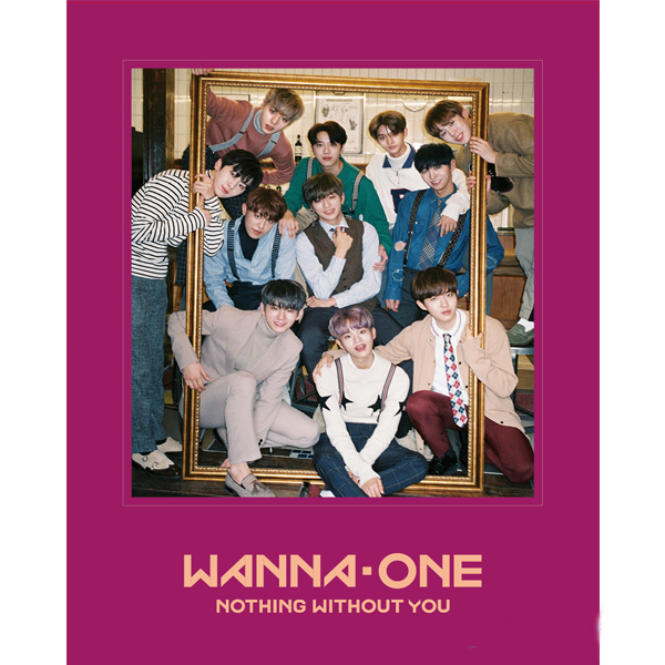 WANNA ONE - To Be One Prequel [1-1=0(NOTHING WITHOUT YOU)] (Ver. One)
