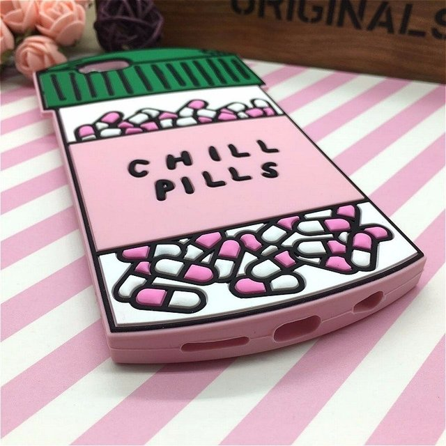 Case Chill Pills - comprar online