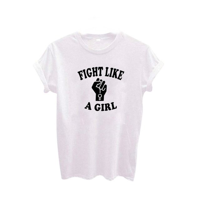 fight like a girl - comprar online