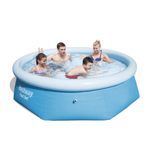 Pileta / Piscina Inflable Bestway Familiar mediana 2,44 M
