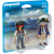 Playmobil Set duo 2 figuras Piratas - comprar online