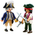 Playmobil Set duo 2 figuras Piratas