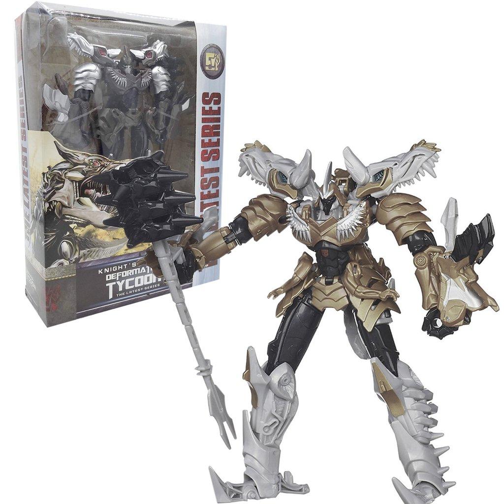 Rex Y Robot Caballero T Transformer Dino La De Gloria E9H2ID