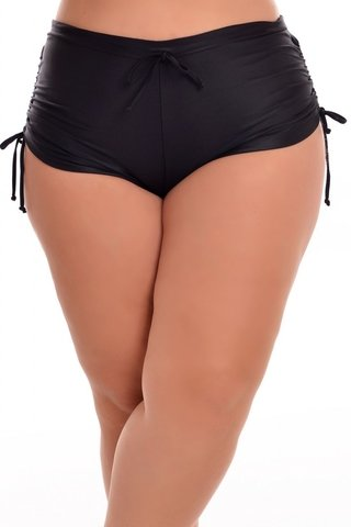 Calcinha Plus Size Acqua Rosa - Shorts