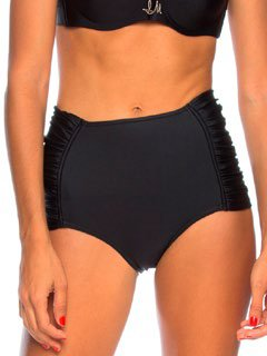 Hot Pants Lua Morena - Black