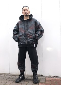 Leaves Set- Jacket and Pant