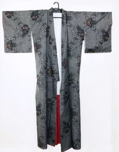 Flowers Set - Made from original Japanese Kimono - buy online