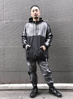 Silver Set- Hoodie and Pant en internet