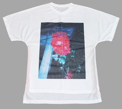 "WHITE T-SHIRT ""7"" - GRI3CO"