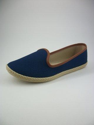 Sapatilha Moleca Azul