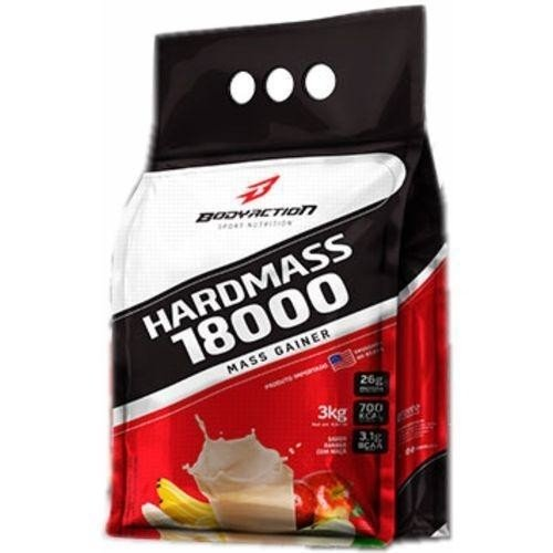 HIPERCALÓRICO 3KG - HARD MASS - BODYACTION