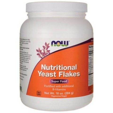 Nutricional Yeast Flakes 284g Now