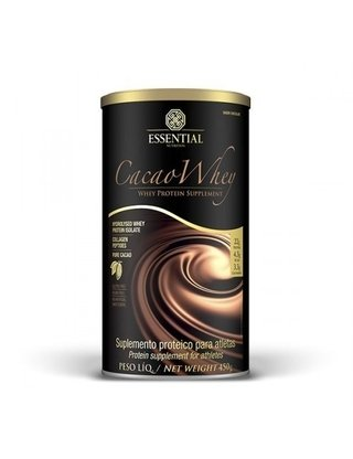 CACAO WHEY 450G - ESSENTIAL NUTRITION