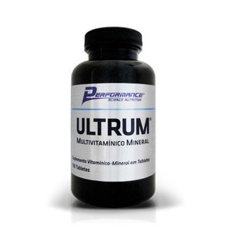 Ultrum Multivitaminico Performance Nutrition - 100 tabletes - comprar online