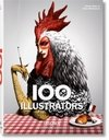 100 ILLUSTRATORS small- TASCHEN