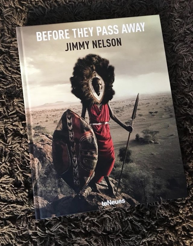 Imagen de BEFORE THEY PASS AWAY by Jimmy Nelson - TeNeues