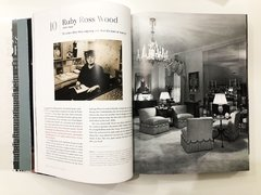 INSPIRED DESIGN: The 100 Most Important Interior Designers of the past 100 years - Thames & Hudson - Le Book Marque