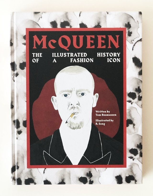 Alexander McQueen: The Illustrated Story - Rizzoli - comprar online