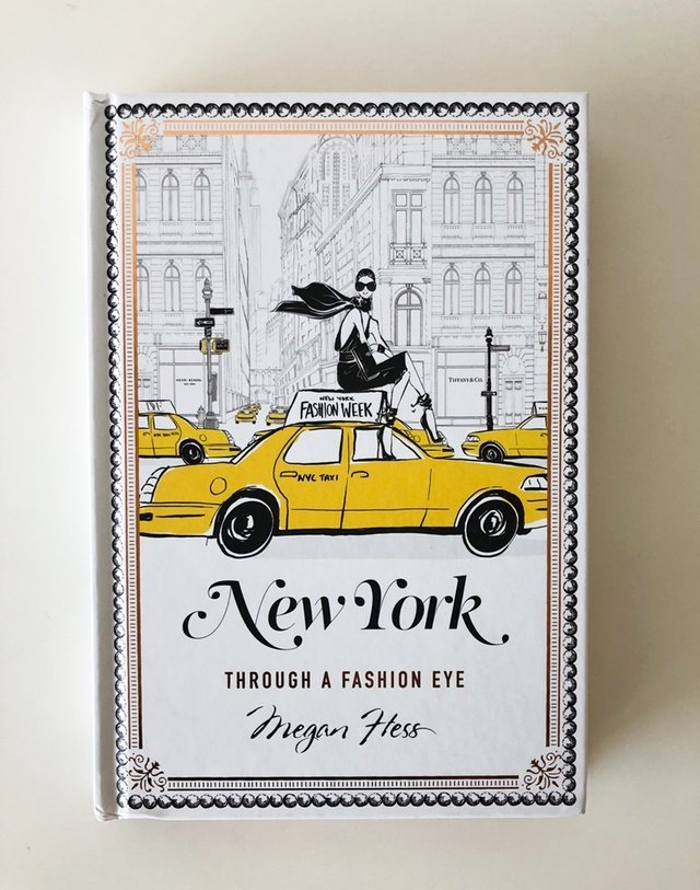 NEW YORK, Through a Fashion Eye - Megan Hess
