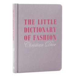 THE LITTLE DICTIONARY OF FASHION - V&A MUSEUM