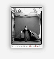 WOMAN IN THE MIRROR by AVEDON - Abrams