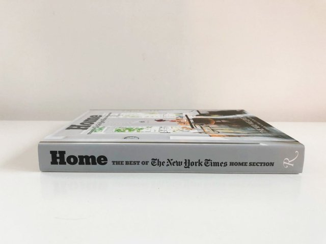 Home: the Best of the New York Times Home Section: The Way We Live Today - Rizzoli - comprar online