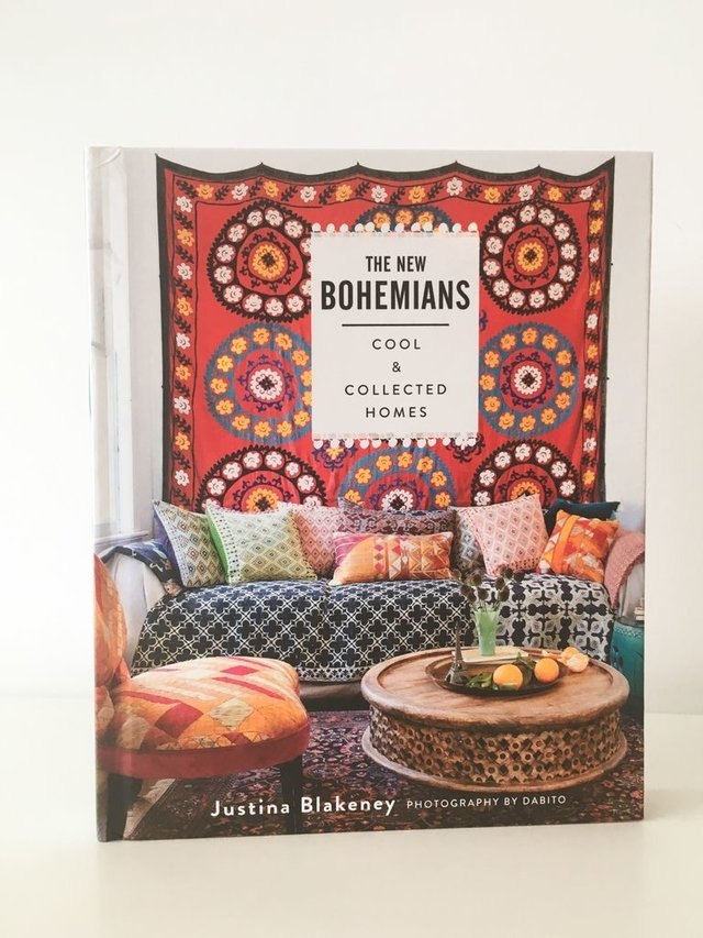 THE NEW BOHEMIANS: Cool and Collected Homes - Abrams