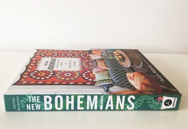 THE NEW BOHEMIANS: Cool and Collected Homes - Abrams - comprar online