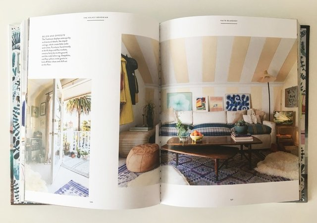 THE NEW BOHEMIANS: Cool and Collected Homes - Abrams - Le Book Marque
