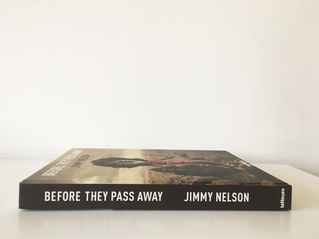 BEFORE THEY PASS AWAY by Jimmy Nelson - TeNeues - comprar online