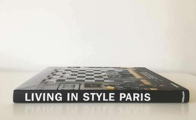 LIVING IN STYLE PARIS - TeNeues - comprar online