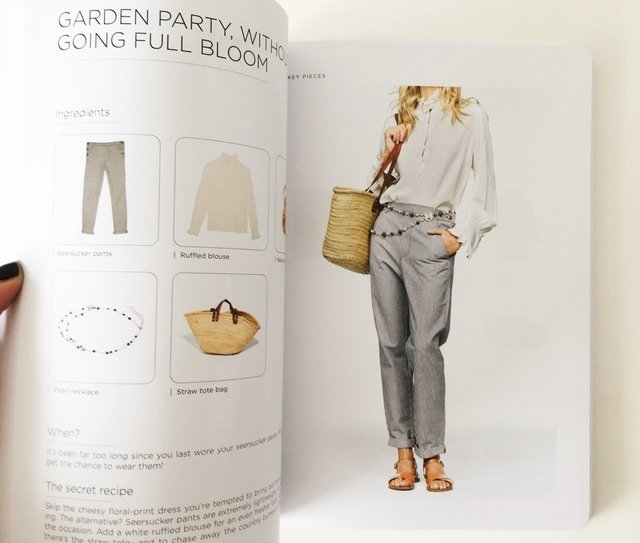 PARISIAN CHIC LOOK BOOK: What Should I Wear Today? - Rizzoli - Le Book Marque