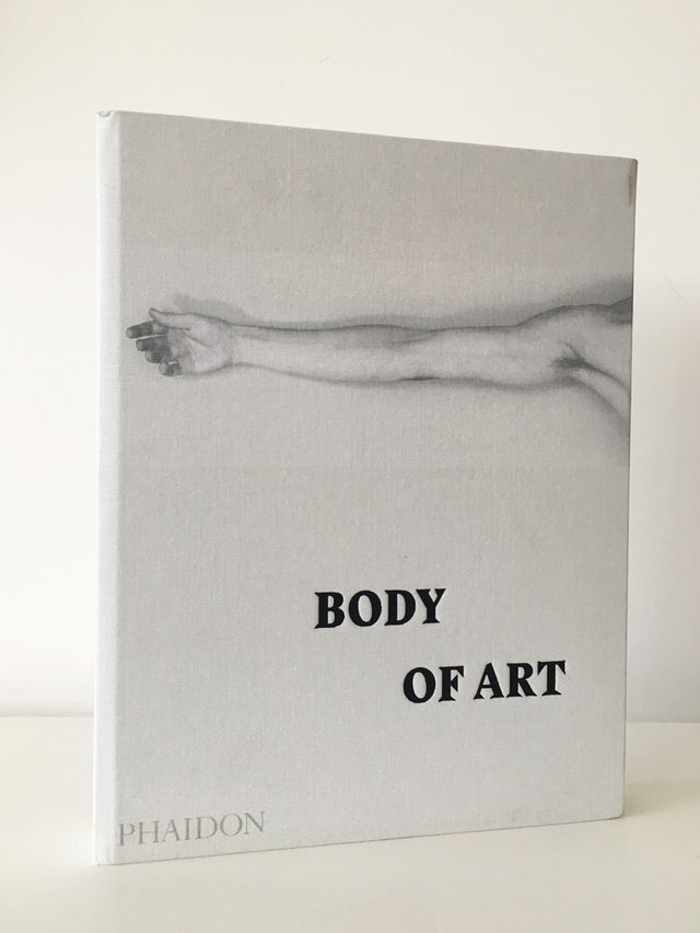 BODY OF ART - PHAIDON