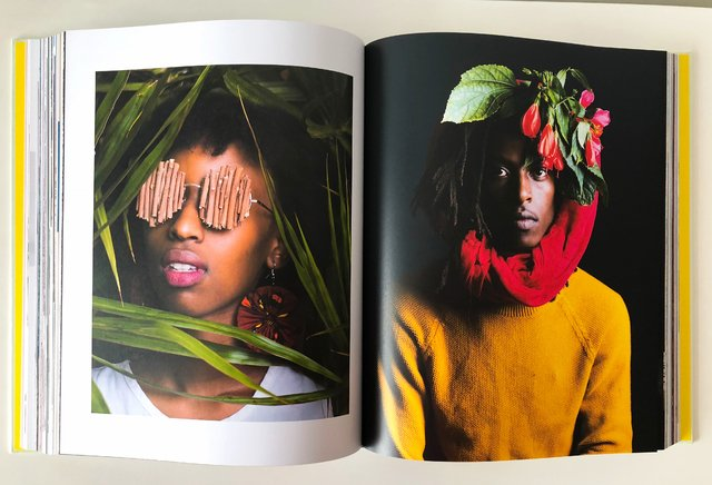AFRICA RISING:Fashion, Design and Lifestyle from Africa -Gestalten - Le Book Marque