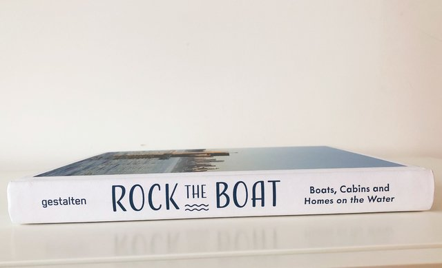 ROCK THE BOAT: Boats, Cabins and Homes on the Water -Gestalten - comprar online