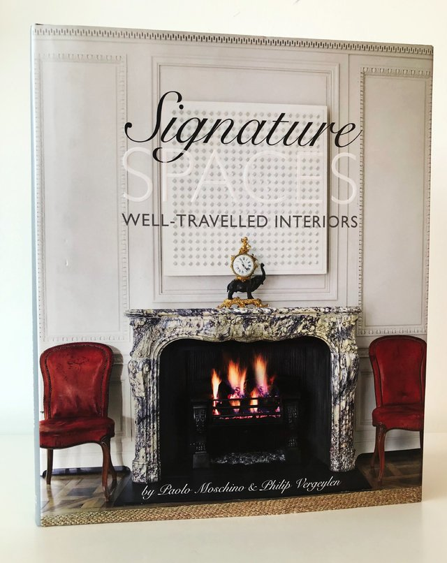 SIGNATURE SPACES. Well Travelled Interiors - Vendome