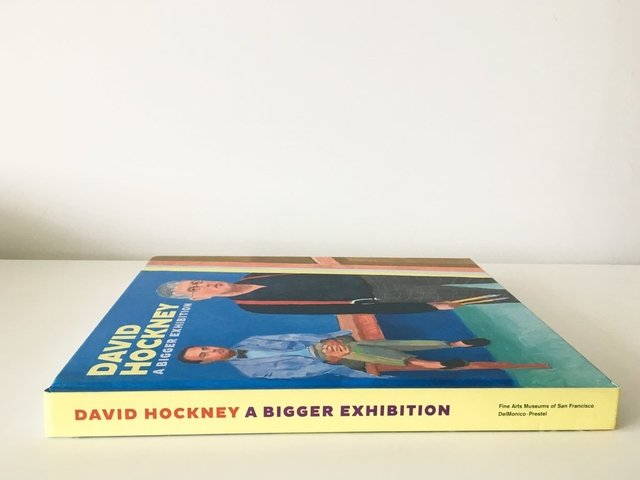 DAVID HOCKNEY - A Bigger Exhibition - Fine Arts Museum of San Francisco - comprar online