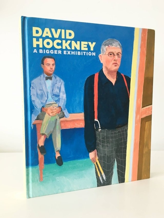DAVID HOCKNEY - A Bigger Exhibition - Fine Arts Museum of San Francisco